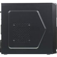 Корпус Accord ACC-B021 черный без БП mATX 2xUSB2.0 audio