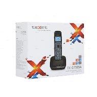 Фото Радиотелефон TeXet TX-D7505A черный