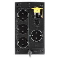 Фото Блок питания APC Back-UPS BC650-RSX761 360Вт 650ВА черный