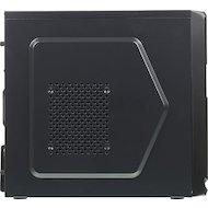 Корпус Accord ACC-B022 черный без БП mATX 2xUSB2.0 audio