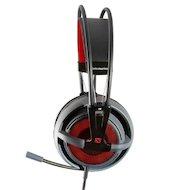 Фото Игровые наушники проводные Steelseries Siberia v2 Dota2 Edition 51143 черный