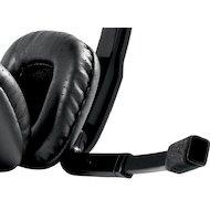 Фото Игровые наушники проводные Defender Warhead HN-G150 черный 2.3м
