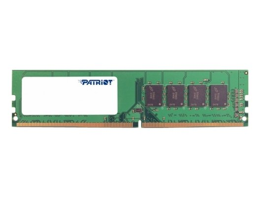 Оперативная память Patriot PSD44G213381 RTL PC4-17000 DDR4 4Gb 2133MHz CL15 DIMM