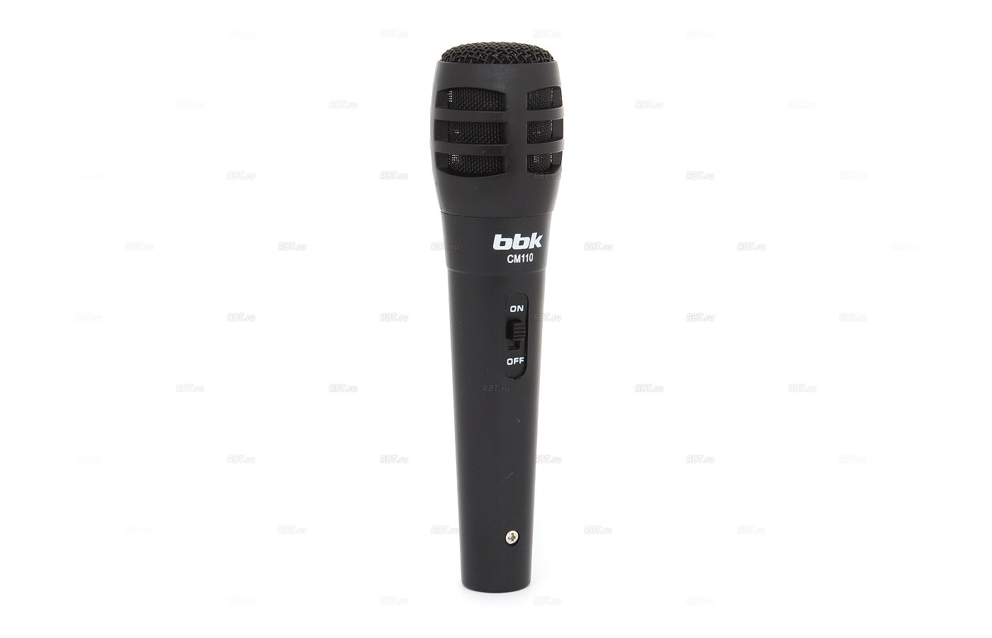 Микрофон BBK CM110 2.5м. черный