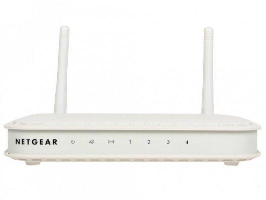 Сетевое оборудование Netgear WNR614-100PES