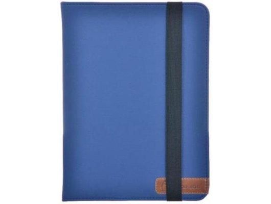 Чехол для планшетного ПК GoodEgg универсальный с диагональю 10 Lira кожа синий GE-UNI10LIR2227