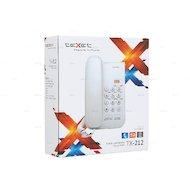 Фото Проводной телефон TeXet TX-212 светло-серый