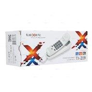 Фото Проводной телефон TeXet TX-219 светло-серый