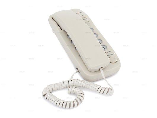 Проводной телефон TeXet TX-226 светло-серый