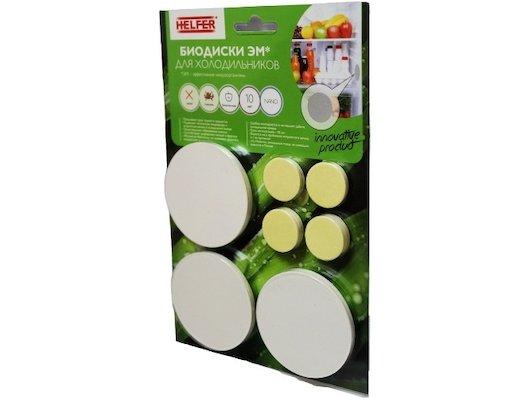 Аксессуар к холодильникам HELFER HLR0053 БИО диски ЭМ д/холодильника