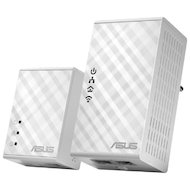Сетевое оборудование Asus PL-N12 комплект WiFi адаптеров