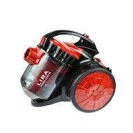 Пылесос LIRA LR 1004 красный