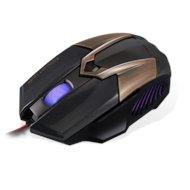 Фото Мышь проводная CROWN Gaming CMXG-606 (brown)