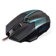 Фото Мышь проводная CROWN Gaming CMXG-606 (Cyan metallic)