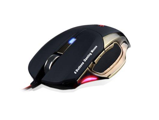 Мышь проводная CROWN Gaming CMXG-604