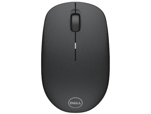 Мышь беспроводная Dell WM126 черный