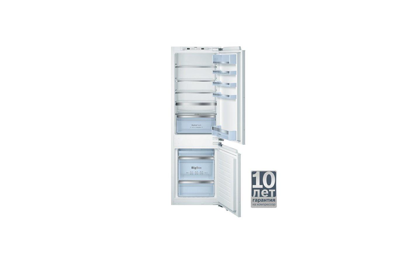 Встраиваемый холодильник BOSCH KIN86AF30R