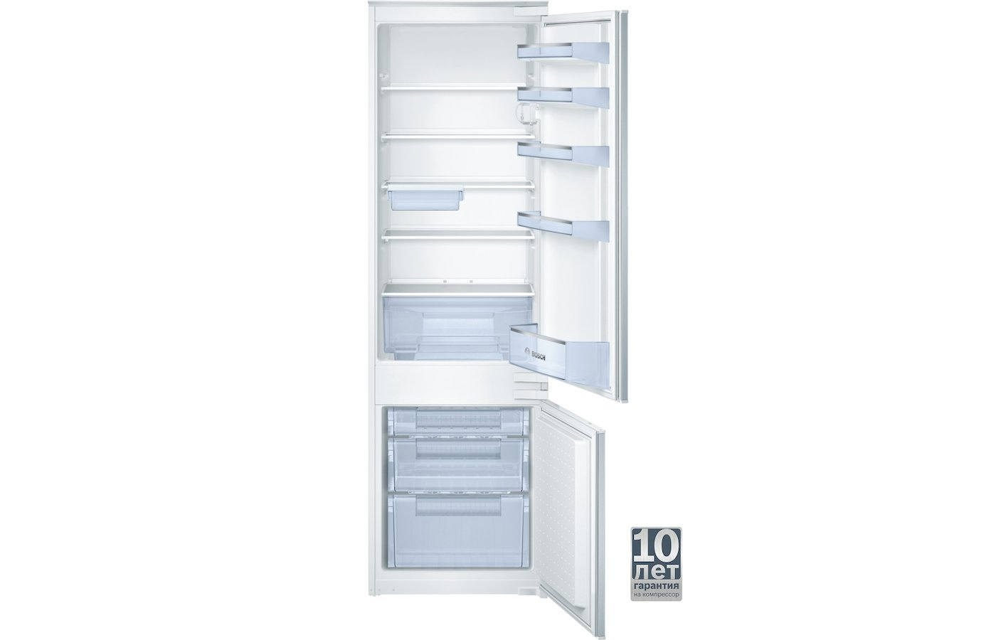 Встраиваемый холодильник BOSCH KIV 38V20RU