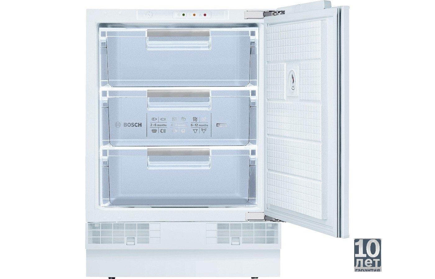 Встраиваемый холодильник BOSCH GUD 15A50 RU