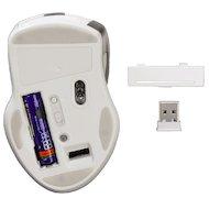 Фото Мышь беспроводная Hama H-53878 белый лазерная (1600dpi) беспроводная USB