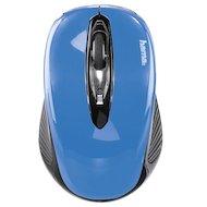 Мышь беспроводная Hama АМ-7300 голубой
