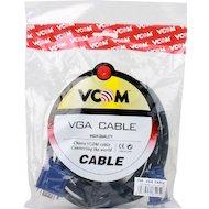 Фото Видео кабель Кабель VGA 15m-15m VCOM 1.8м