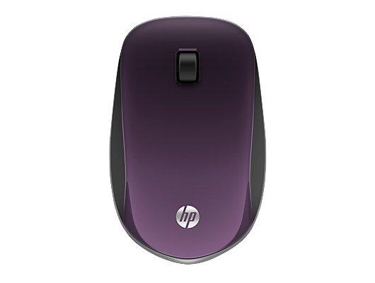 Мышь беспроводная HP Z4000 фиолетовый