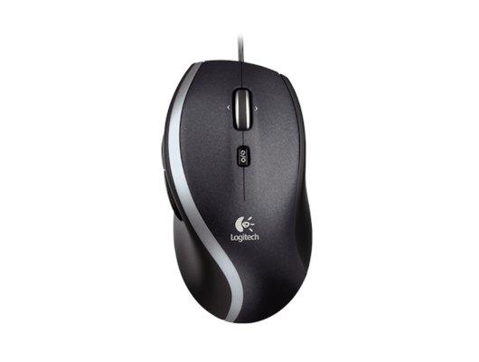 Мышь проводная Logitech M500 (910-003725)