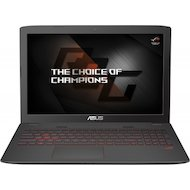 Ноутбук ASUS GL552VW-CN866T /90NB09I1-M10940/ intel i5 6300HQ/8Gb/1Tb/DVDRW/GTX 960M 2Gb/15.6FHD/WiFi/Win10