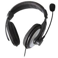 Фото Наушники с микрофоном проводные Ritmix RH-514M накладные с микрофоном