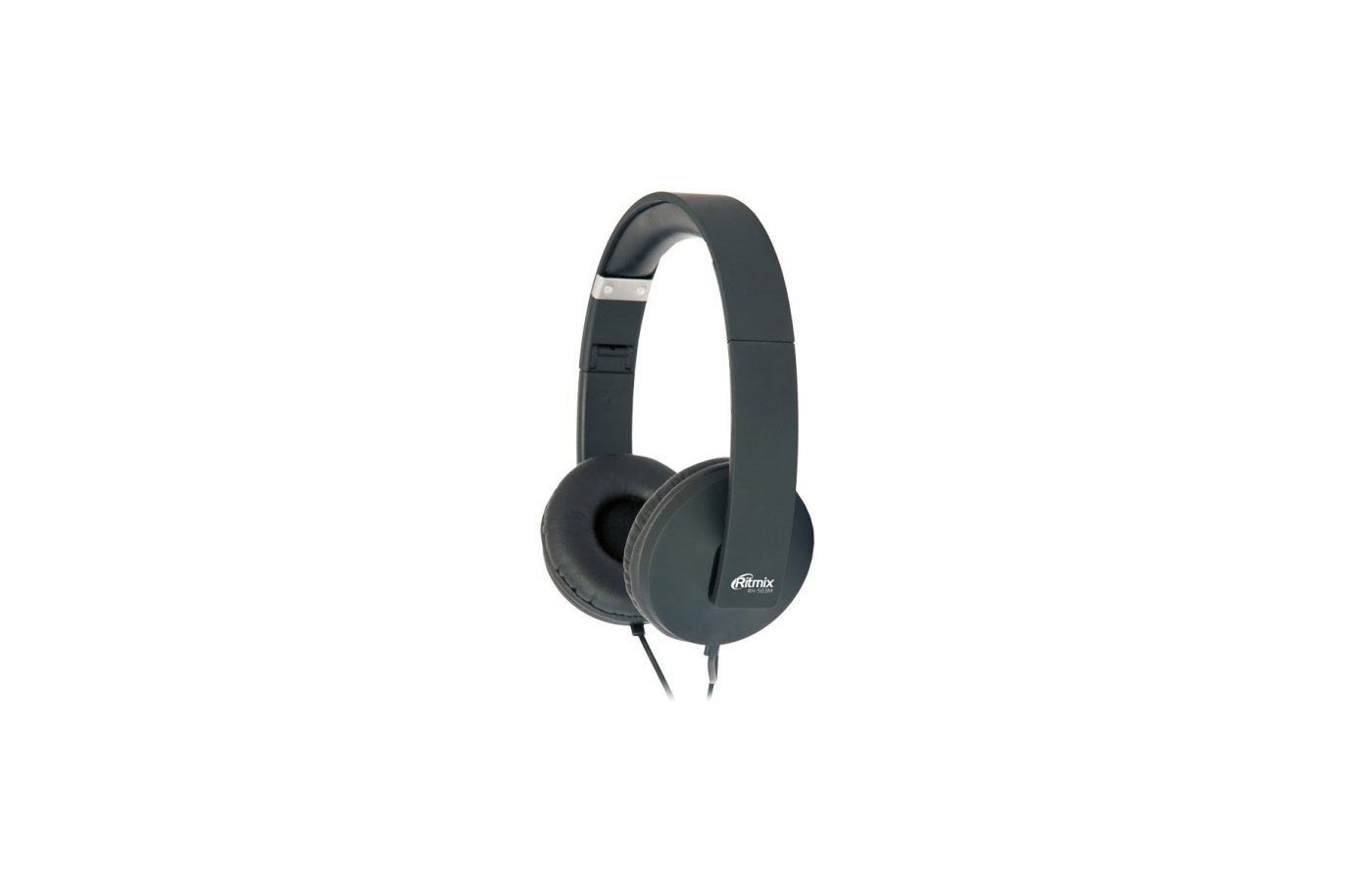 Наушники с микрофоном проводные Ritmix RH-503 M
