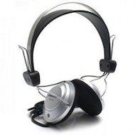 Фото Наушники с микрофоном проводные COSONIC CD721MV (Silver-Black)