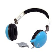 Фото Наушники с микрофоном проводные COSONIC CD668MV Blue