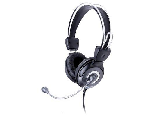 Наушники с микрофоном проводные COSONIC CD723MV