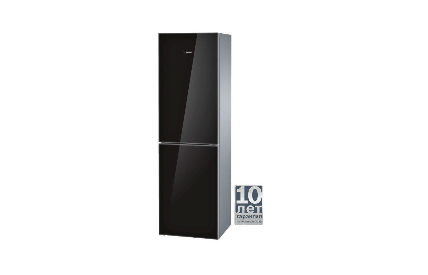 Холодильник BOSCH KGN 39LB10R