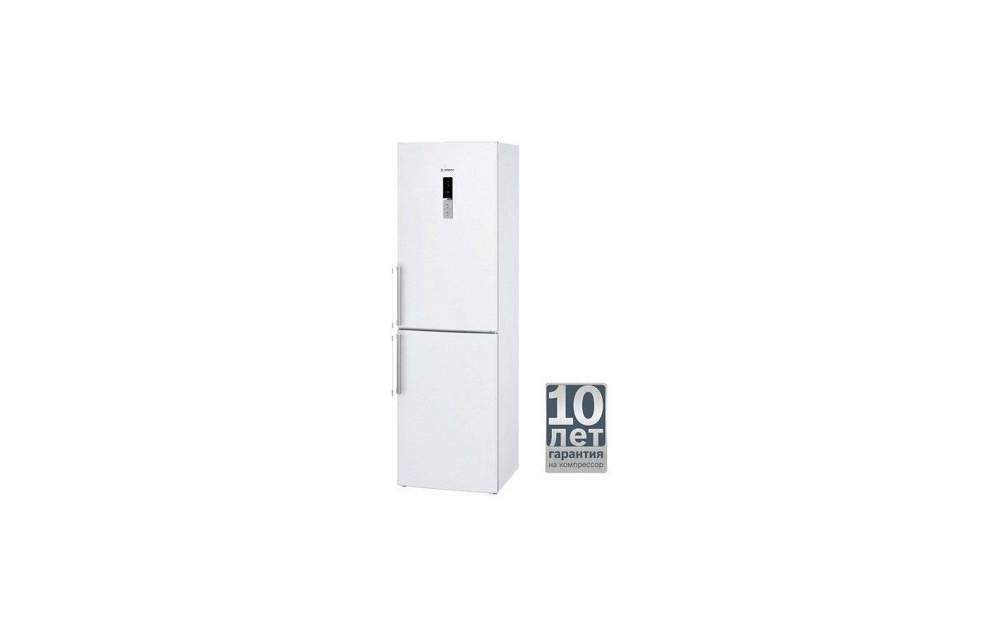 Холодильник BOSCH KGN 39XW26R