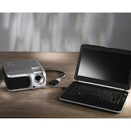 Фото Кабель Hama H-54569 HDMI(m) - VGA(f) 0.1м.
