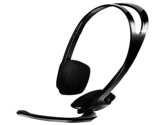 Наушники с микрофоном проводные COSONIC CD609MV