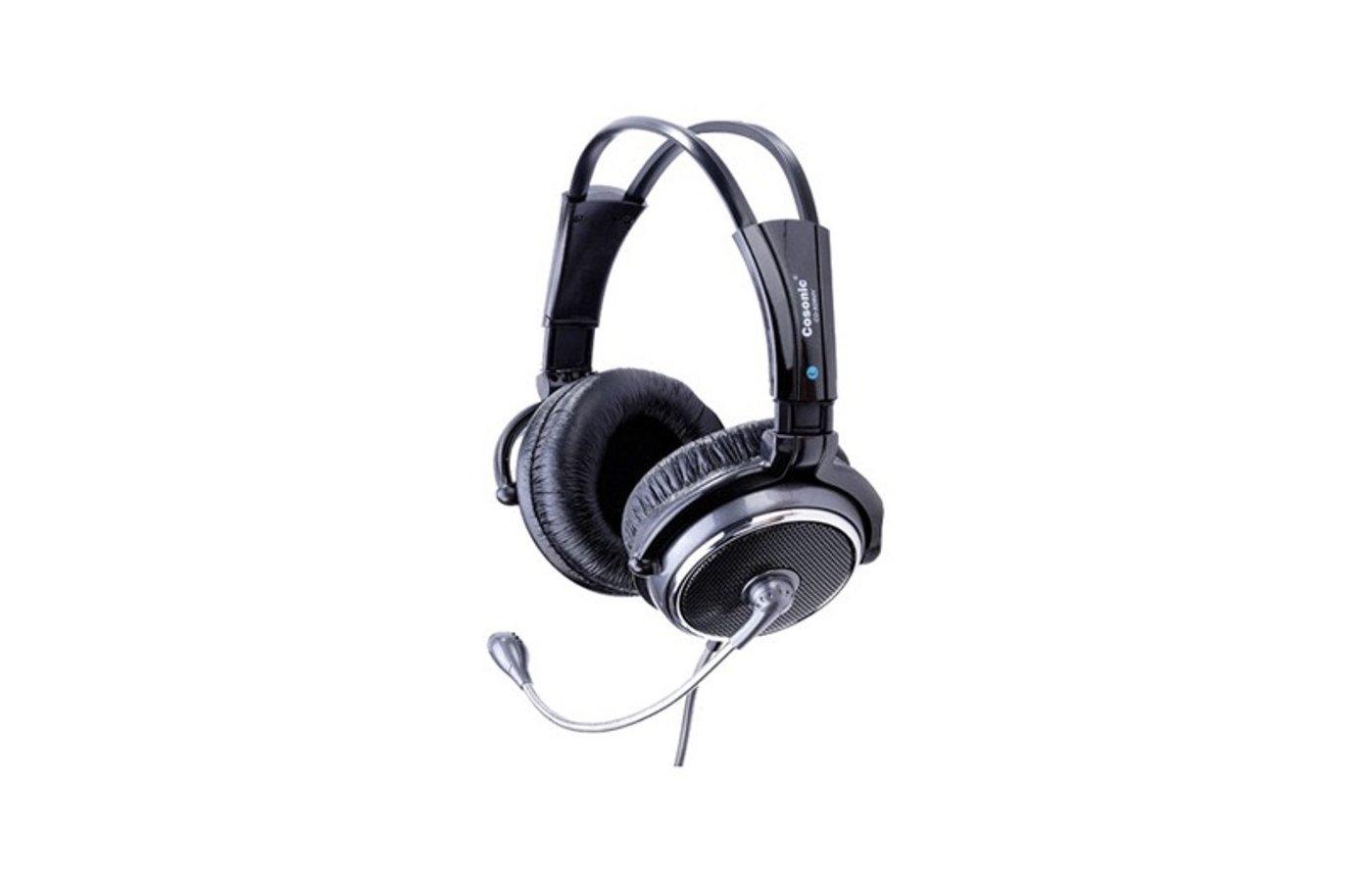 Наушники с микрофоном проводные COSONIC CD828МV