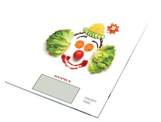 Весы кухонные SUPRA BSS-4200 clown
