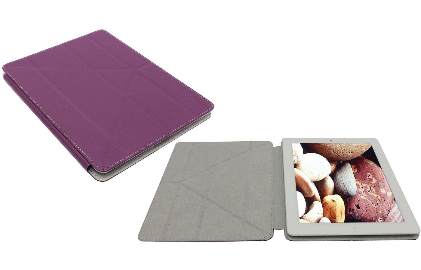 Чехол для планшетного ПК Continent UTS-101 VT универсальный с диагональю до 9,7 Фиолетовый