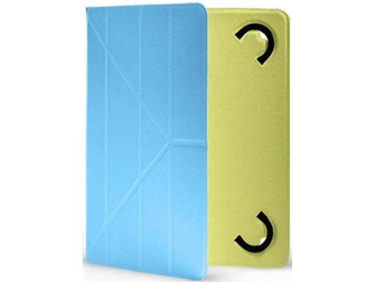Чехол для планшетного ПК Gresso Дабл для планшета 7-8 дюймов желто-голубой