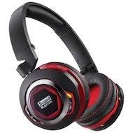 Наушники с микрофоном беспроводные Creative Sound Blaster EVO Zx черный/красный 1.2м BT (70GH028000001)