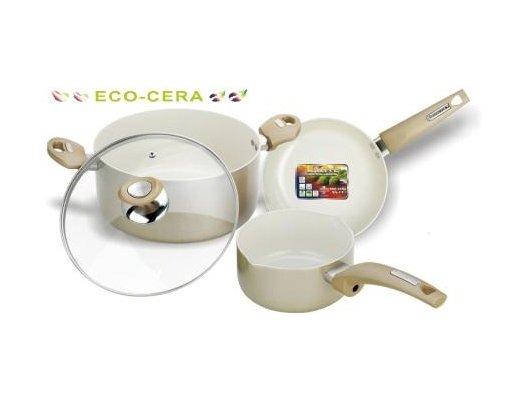 Набор посуды  VITESSE VS-2218 Набор посуды 4 пр алюм