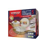 Фото Набор посуды  VITESSE VS-2225 Набор посуды 5 пр алюм