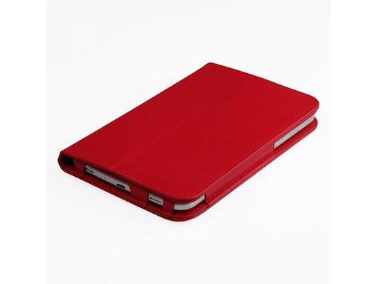 Чехол для планшетного ПК IT BAGGAGE для SAMSUNG Galaxy Tab4 7.0 искус. кожа красный ITSSGT7402-3