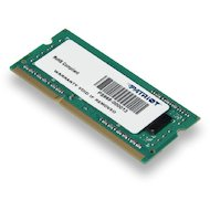 Оперативная память Patriot PSD34G160081S RTL PC3-12800 DDR3 4Gb 1600MHz CL11 SO-DIMM