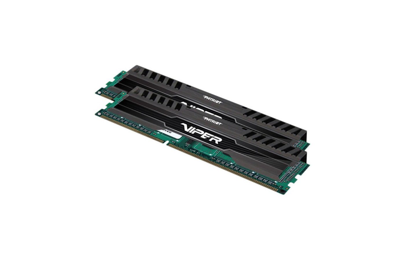 Оперативная память Patriot PV38G186C0K RTL PC3-17000 DDR3 2x4Gb 1866MHz CL10 DIMM