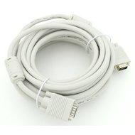 Фото Видео кабель Кабель VGA(m) - VGA(m) 2 filters 10м (675562)