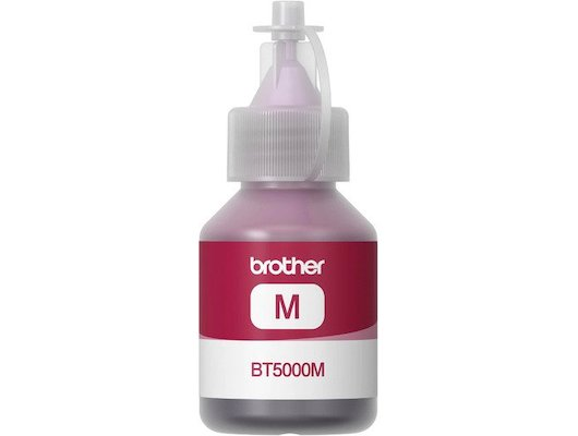 Картридж струйный Brother BT5000M пурпурный (5000стр.)